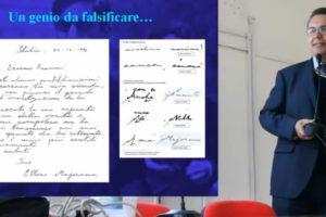 L'uomo Ettore Majorana e l'intima genialità dello scienziato.