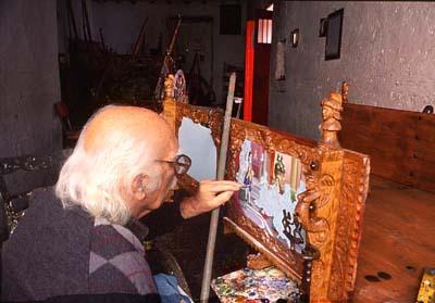IL maestro Domenico Di Mauro