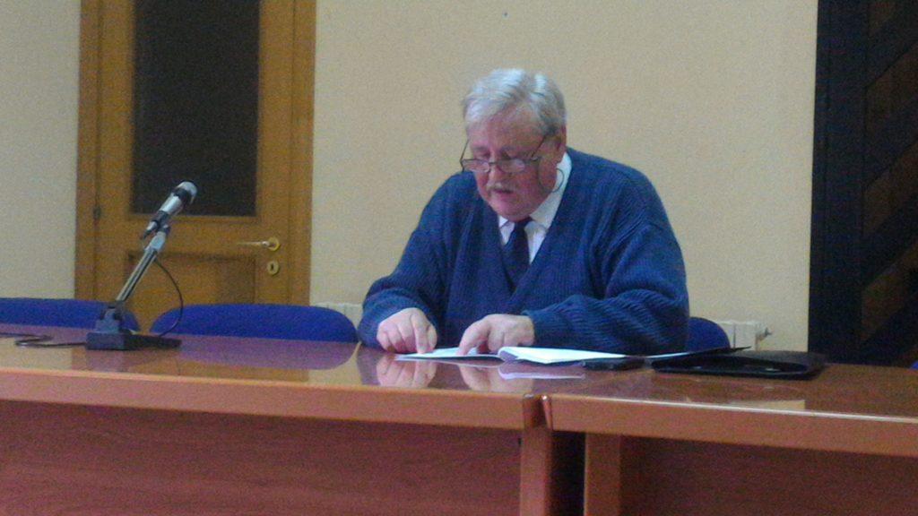 Relatore: Antonino Magrì, presidente dell'associazione Marranzatomo dell'associazione Marranzatomo